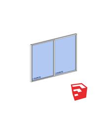 Series 461 SLW SketchUp