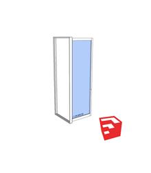 Series 50 DOOR SketchUp