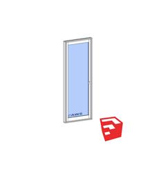 Series 52 DOOR SketchUp